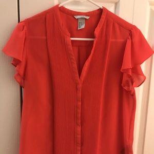 H&M women's blouse size 12